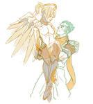 Sketch-MercyxGenji