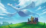 Pokemon 2019 Anime Series Fanart