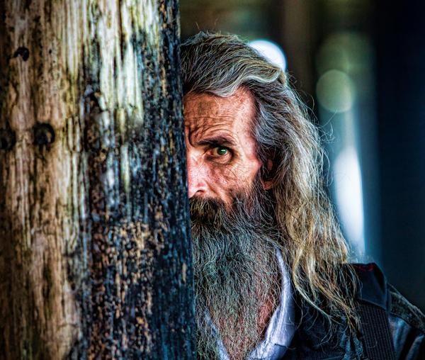 Homeless by Danwarner