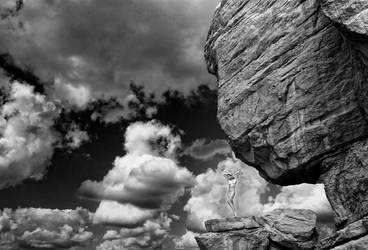In the clouds~ by Danwarner