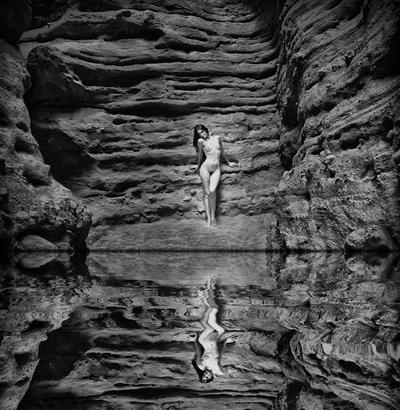 Lissa Jean reflection by Danwarner