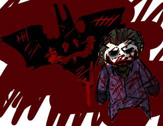 Joker by pernobassist