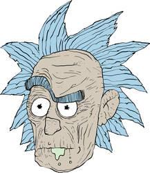 Rick 3 by pernobassist
