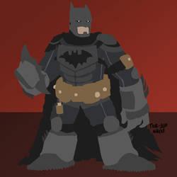 BATMAN 3 by pernobassist