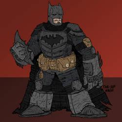BATMAN 4 by pernobassist
