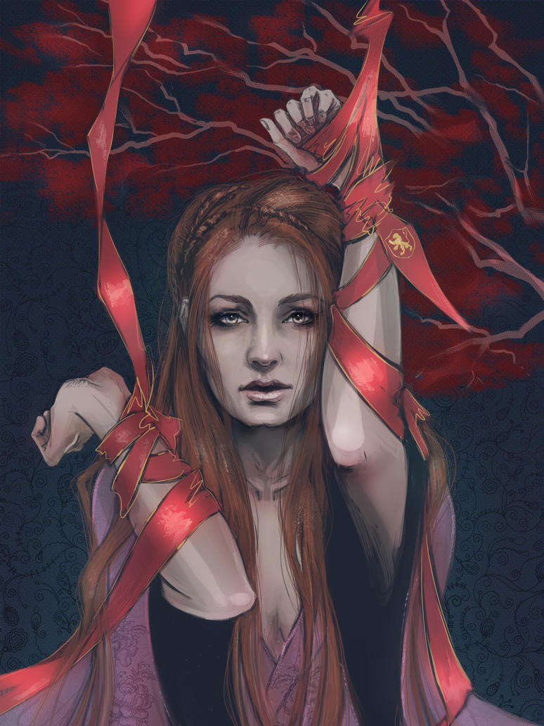 Sansa Stark by PolliPo