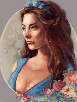 Margaery by PolliPo