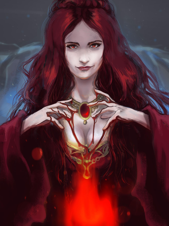 Melisandre by PolliPo