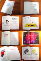 Portfolio Book by deepside2010
