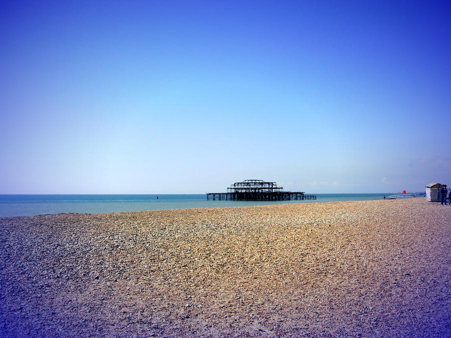 The West Pier by seabrownthree