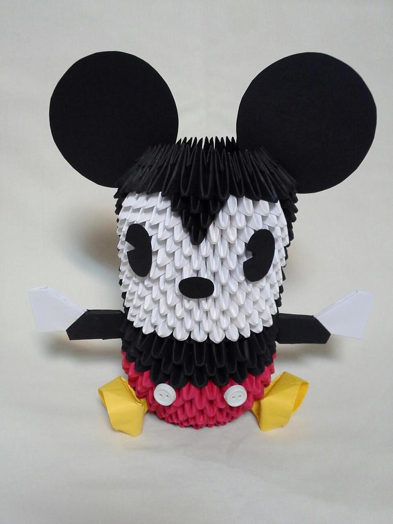 Ehrfürchtig Micky Maus Küche