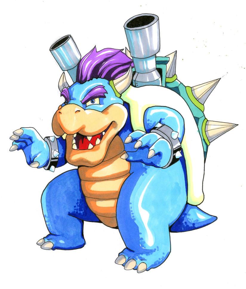 Pokemon Z Mega Evolutions Bowser_blastoise_cross_by_blue_pepi-d5n4lwr