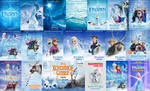 Frozen Movie Posters Wallpaper
