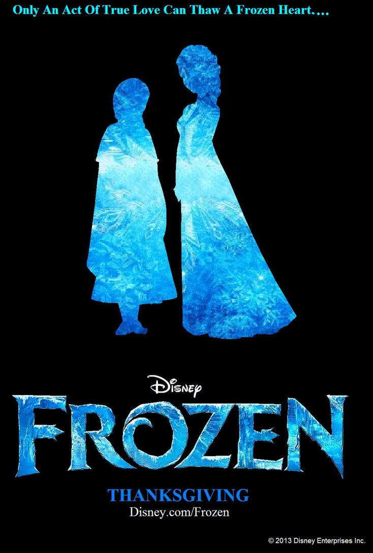 Frozen Fan-Made Movie Poster 1 by ESPIOARTWORK-102 on ...