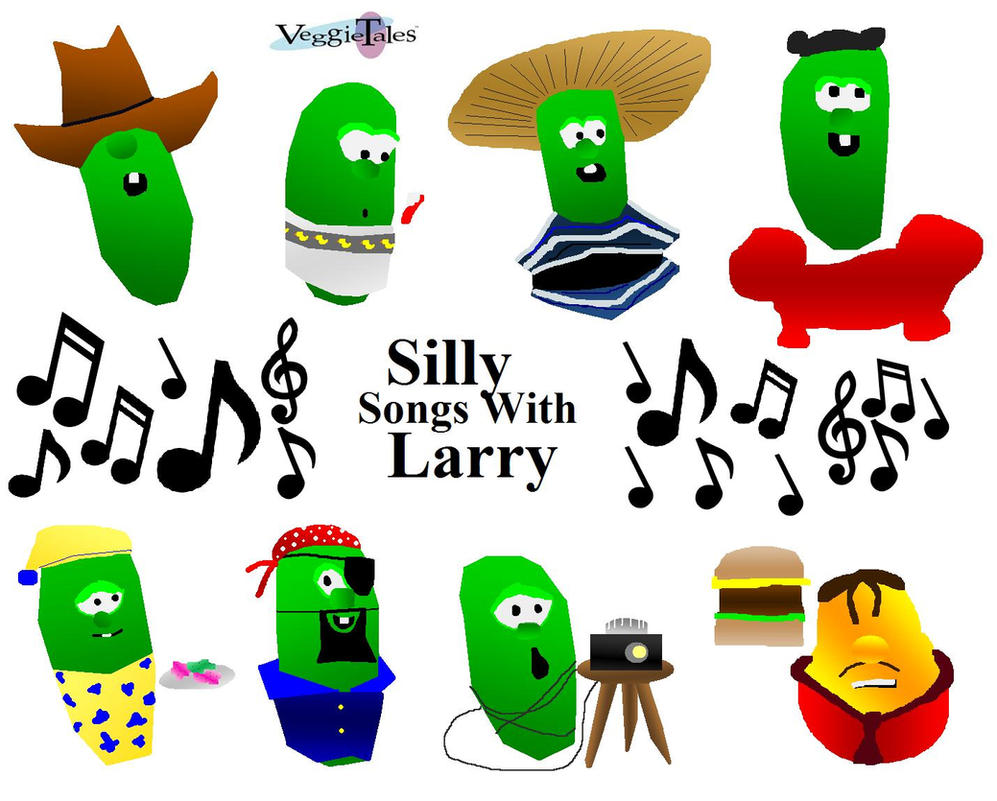 Silly Songs With Larry By Espioartwork 102 On Deviantart