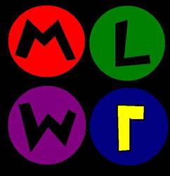 Mario Luigi Wario Wauligi Emblems by ESPIOARTWORK-102