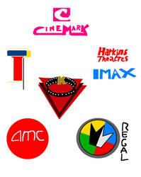 American Movie Theater Chains by ESPIOARTWORK-102