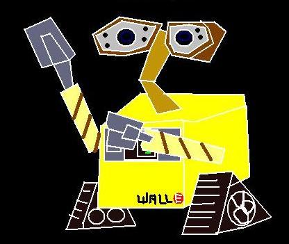 Pixar - WALL-E by ESPIOARTWORK-102 on DeviantArt