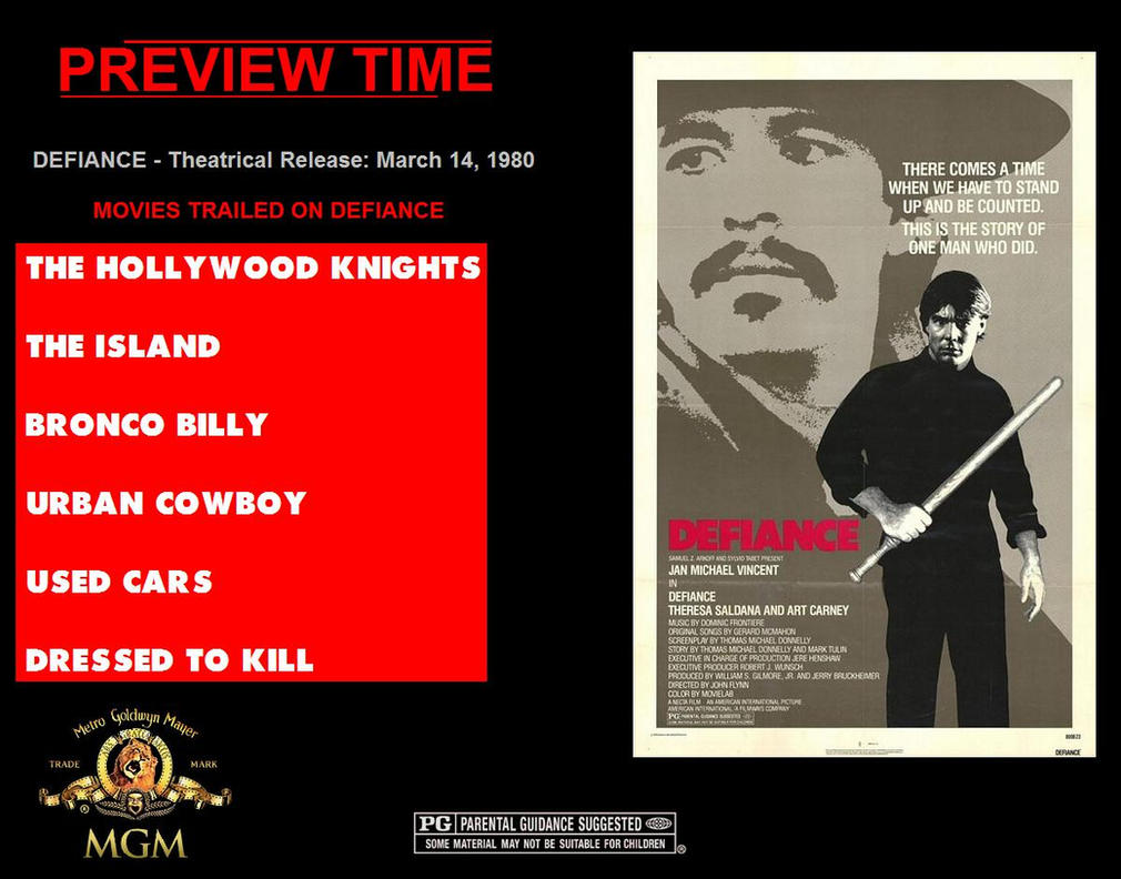 Defiance movie 1980