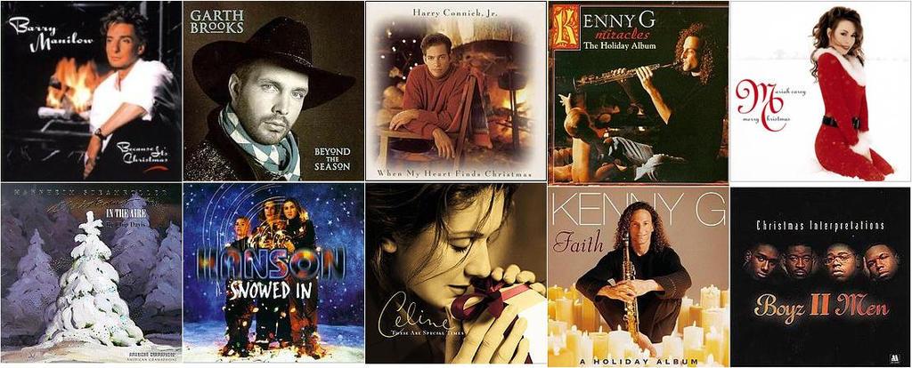 Garth Brooks Christmas Album.Best Selling Christmas Albums 1990s By Espioartwork 102 On Deviantart
