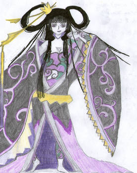 Yuuko from Clamp