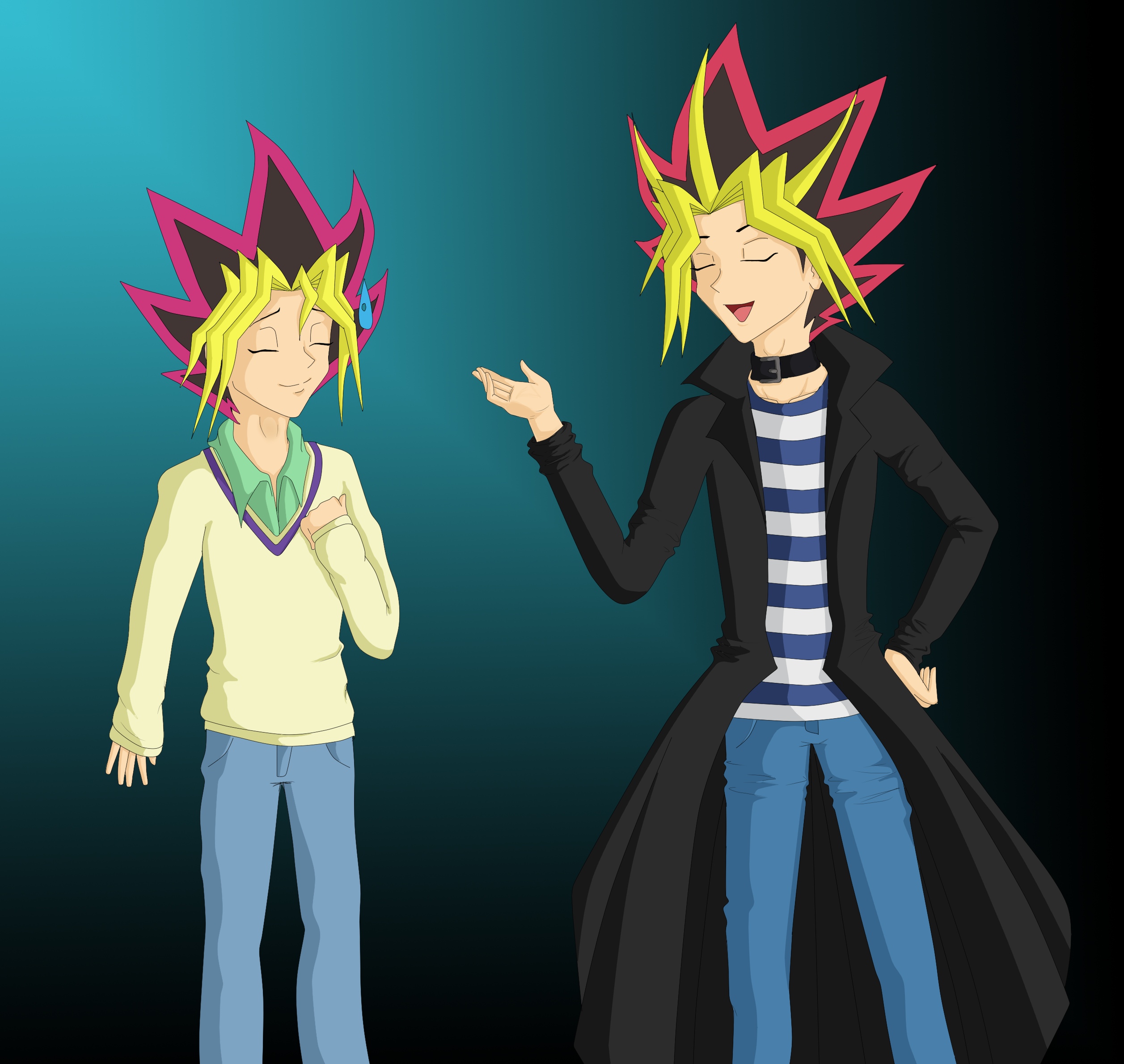 shippings page 495 yugioh the abridged series
