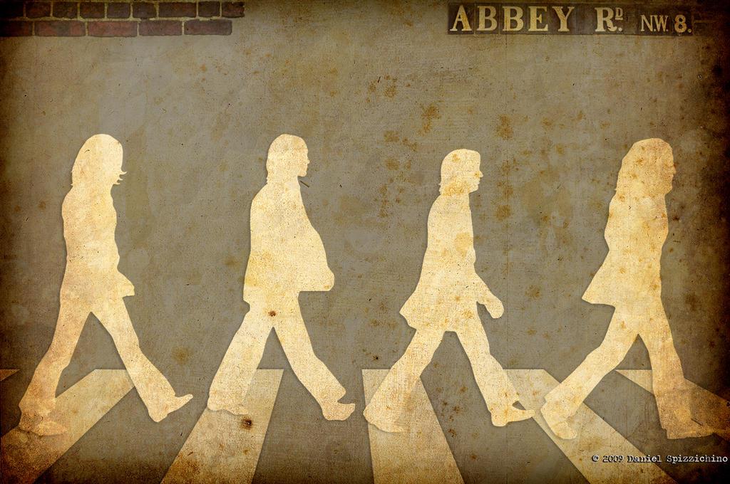 Beatles Abbey Road By MrBress