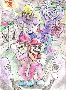 MBH Ch3: Wrecking Crew