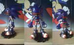 Custom Mecha Sonic -Complete
