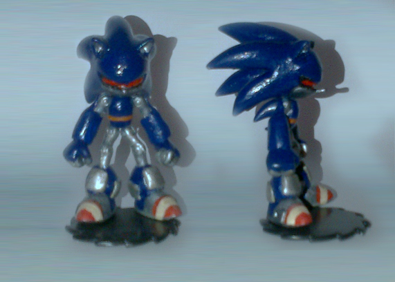 Kids Play With Sonic Exe Toys And Super Sonic Exe Toys: You Can Now Play As Mecha Sonic! By Diegichigo On DeviantArt