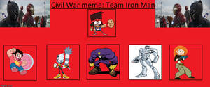 Team LTP (A.K.A. My Team Iron)