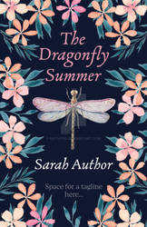 Dragonfly summer pre-made cover