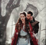 Narcisse and Lola: The story about Red Riding Hood