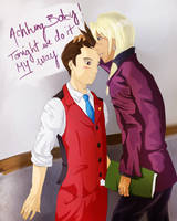 Ob...Objection? by Erendyce