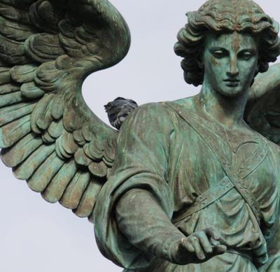 Lovely Stone Angel * 18 * by Tristtesse on DeviantArt CF69