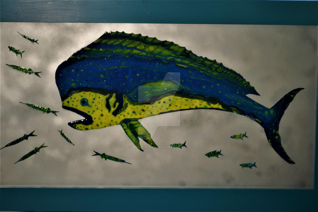 Bull Dolphin 300 leds,24 color combinations by Brian-Did-It