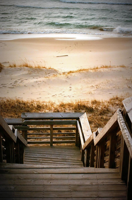 Beach Deck by MaddLouise