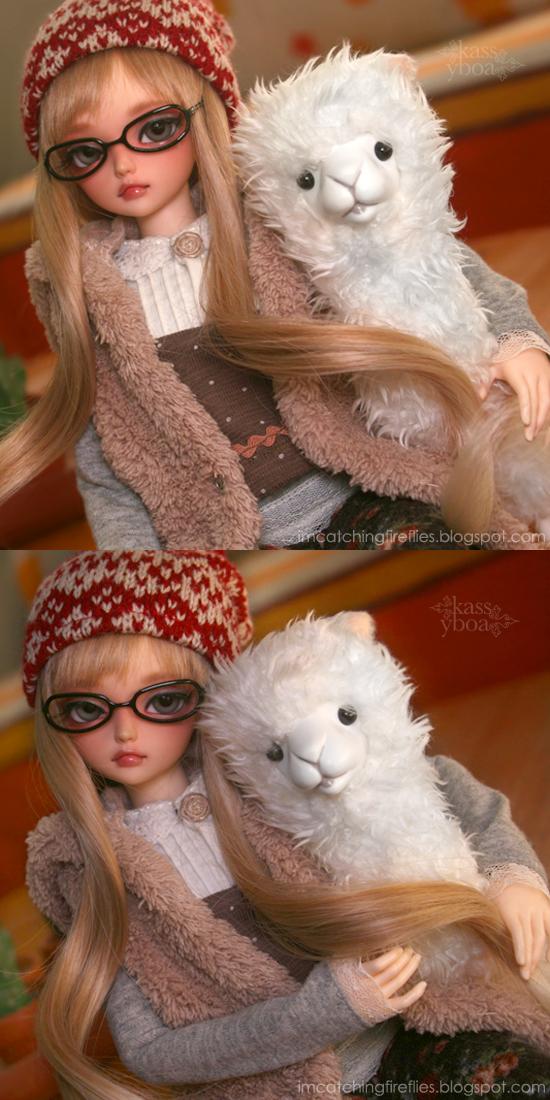 Alpaca and I by KickassKass