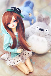 Totoro and I by KickassKass