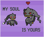 My soul is yours