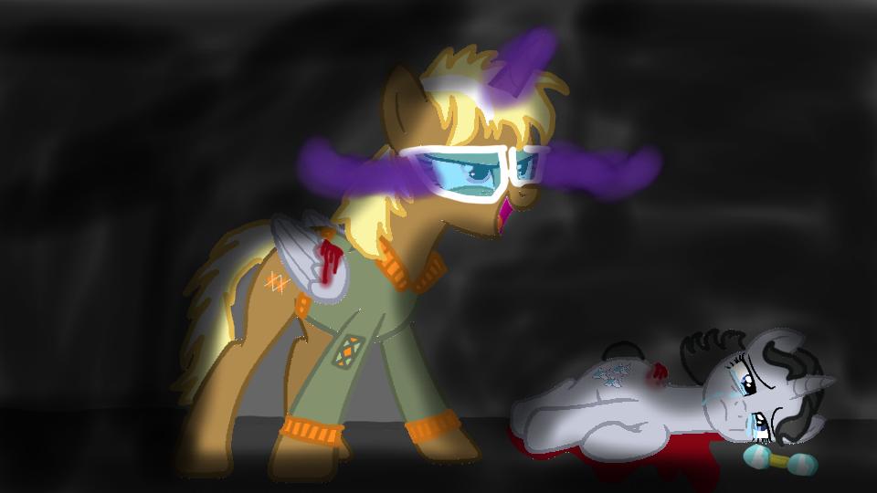 Sorry, Prince of Equestria by nalaaashy