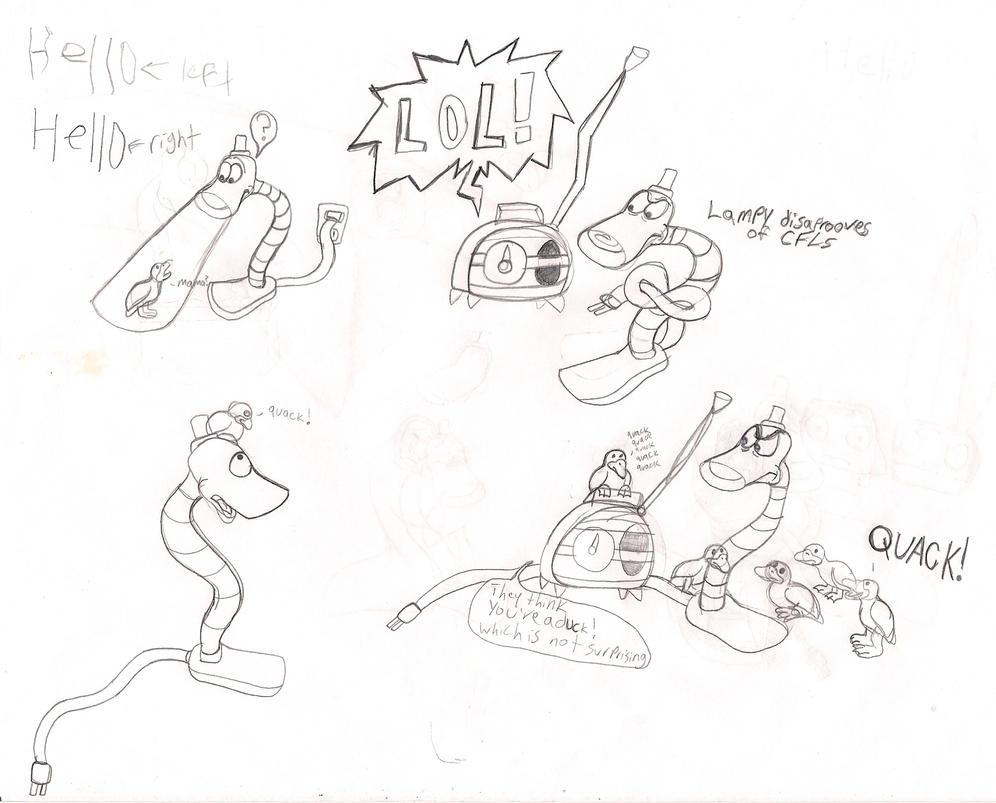 Blt Sketches 7 By Bat Snake On Deviantart