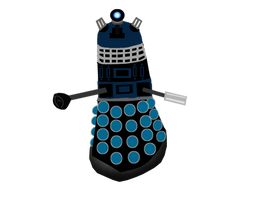 This is why I don't draw Dalek casings by Bat-Snake