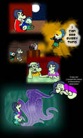The Things I Saw by Bat-Snake