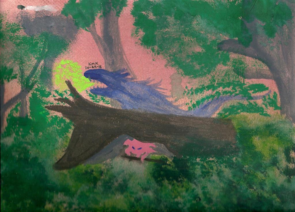 Morbus' Castaway by Bat-Snake