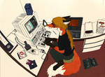 linux fox