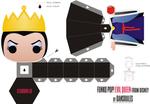 Funko Pop! Evil Queen Disney by Dansrules