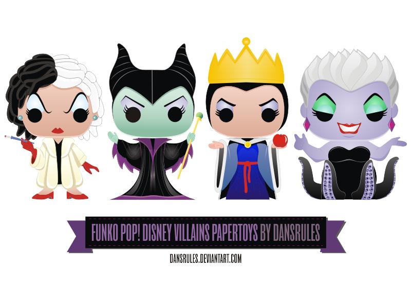 Funko Pop! Villains
