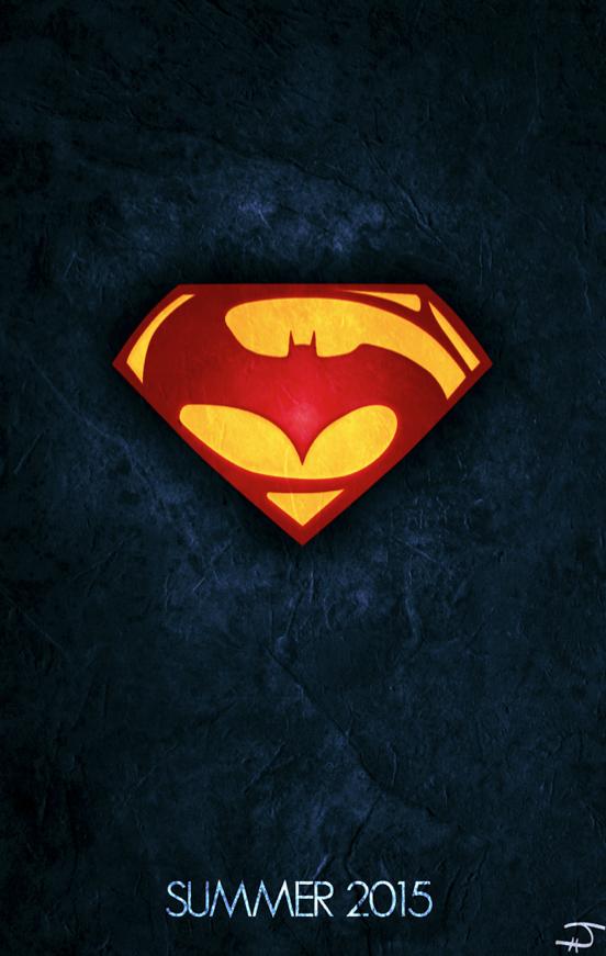 Batman v. Superman: Dawn of Justice  Variant #2 by jordanahill