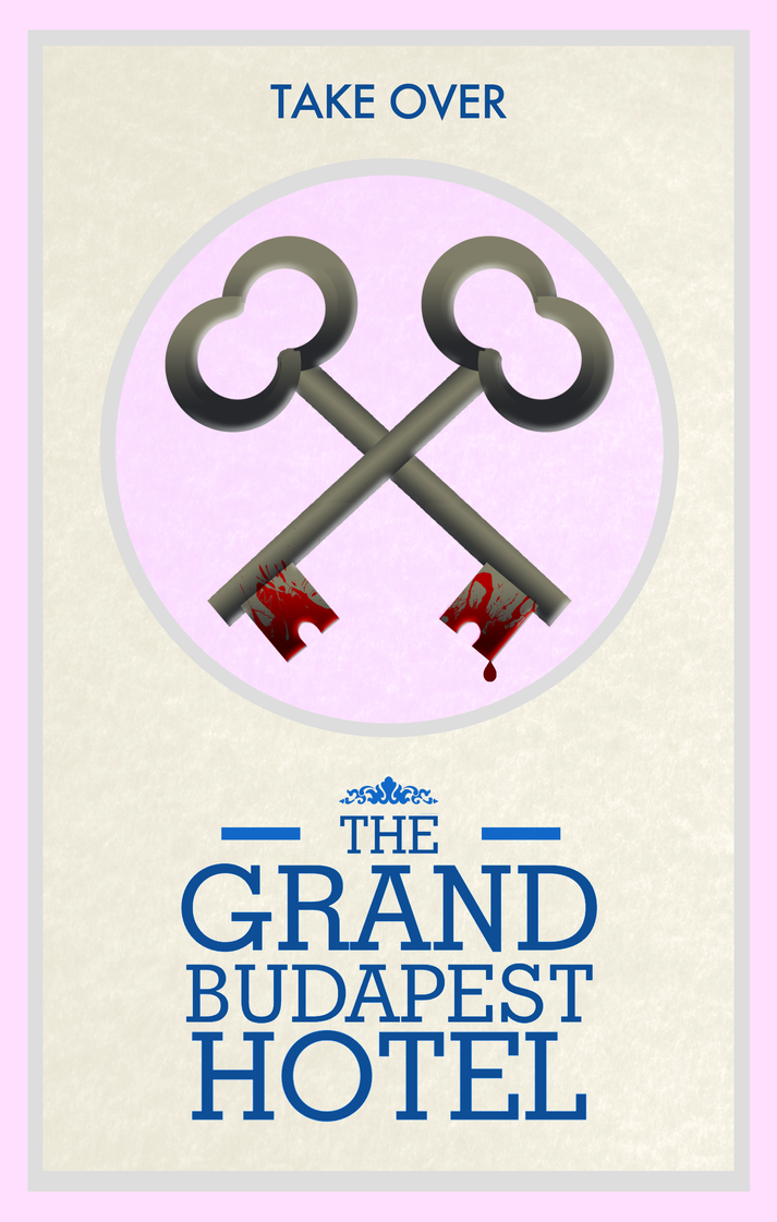 Grand Budapest Hotel Quotes The Grand Budapest Hotel 2014Jordanahill On Deviantart